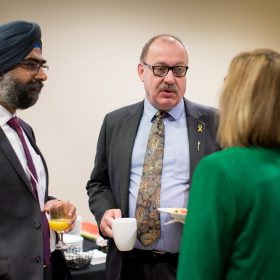 A Conversation with the Honorable Ric McIver 1