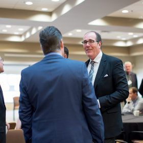 A Conversation with the Honorable Ric McIver 12