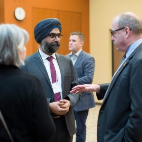 A Conversation with the Honorable Ric McIver 16